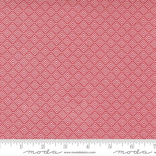 Christmas Morn Texture Cranberry 5146 16