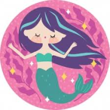 Under Water Friend  - Ad Fab Mermaid