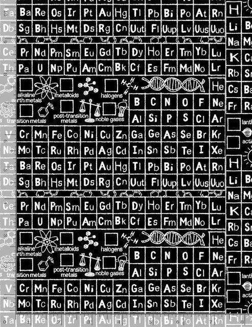 S.T.E.M. - Periodic Table C8231