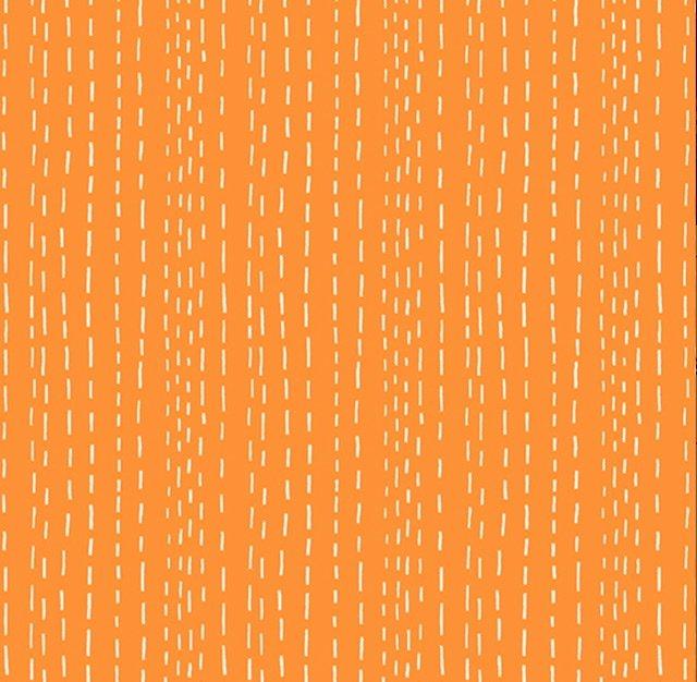 Sew Happy A-9871-O Hand Stitching (orange)