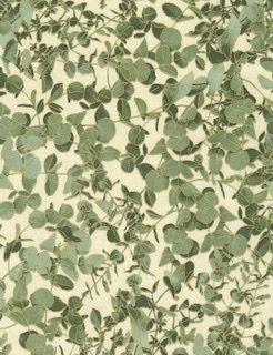 Harvest Metallic - CM7699 Button Leaves