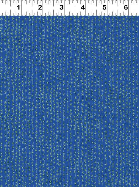 Indigo Vine - Royal Blue