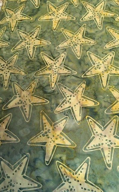 Island Batik - Starfish