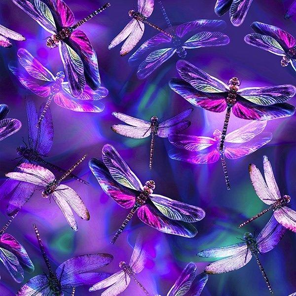 Garden Bliss - Amethyst T4905-91
