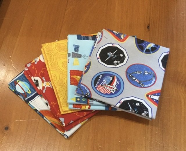 Space Travel  - Five Pack