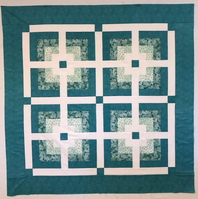 Inner Glow Quilt Kit