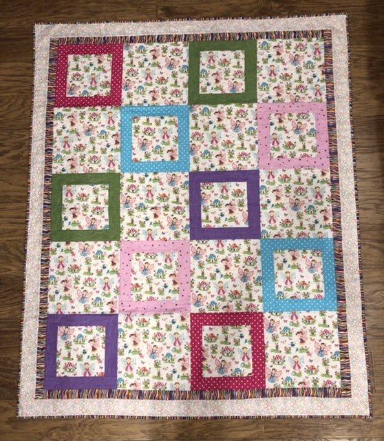 Daydream Baby Blocks Quilt Kit