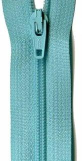 14 inch Zipper - 351 Misty Teal
