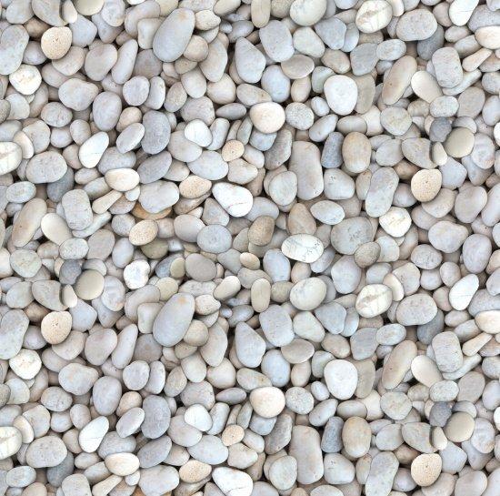Landscape Medley - 564 White Pebbles