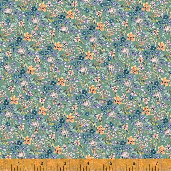 Farm Meadow - Floral Mint