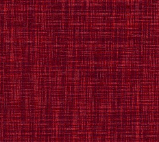 Brushstrokes - Crimson