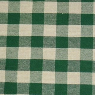 Tea Towels - Buffalo Check Green