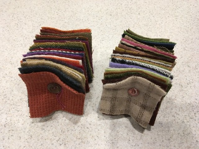 Woolie  3s (30 pcs -3 inch sq)
