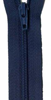 22 inch Zipper - 770 Navy Blue