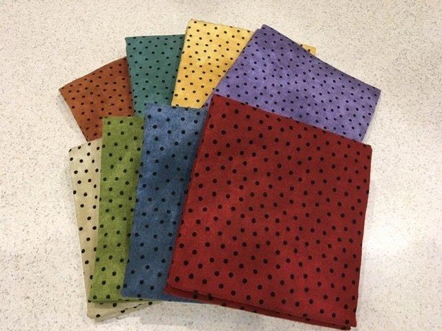 Lap Flannel Raggy Quilt #1