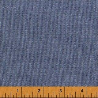Artisan Cotton - 34 Denim