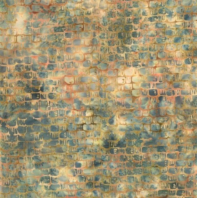 Hoffman Batiks - MR8 384 Mimosa