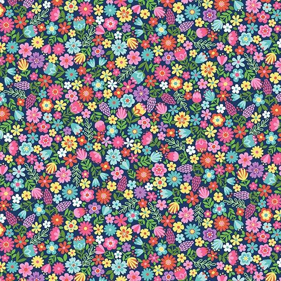 Daydream 2280 B Blue Florals