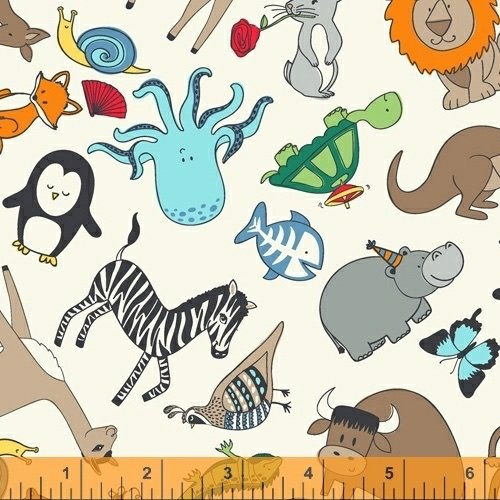 A to Zoo - Animals