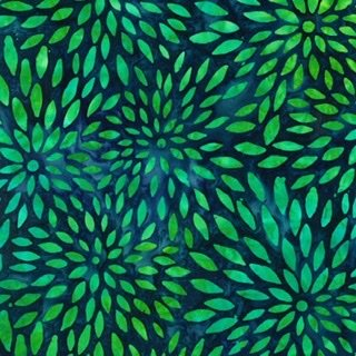 Sunny Day Batik - 17822-372 Bluegrass