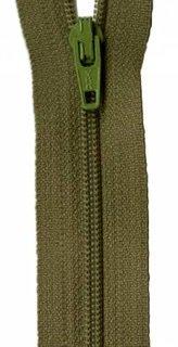 14 inch Zipper - 362 Mossy