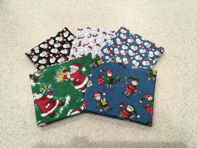 Christmas Medley #1 - Five Pack