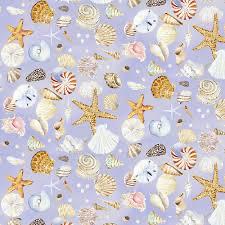 Coastal Paradise - Shells