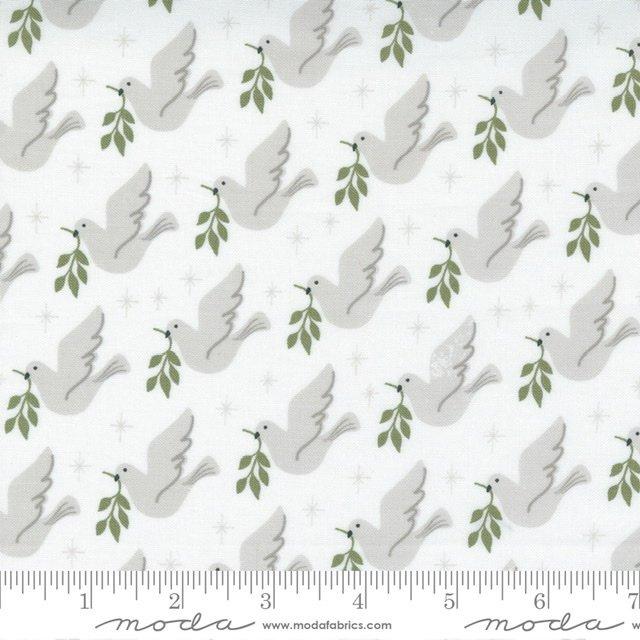 Christmas Morn Dove Snow 5141 11