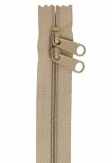 30 inch Zipper - Dbl Slide 150 Sage