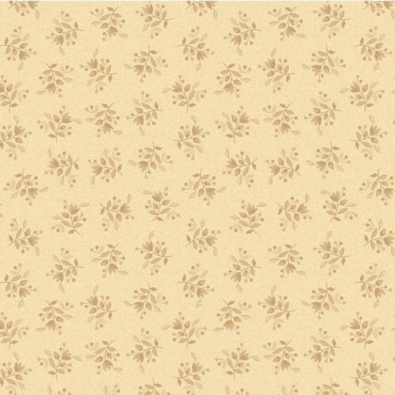 Country Meadow-Wildflower Walk - Cream 1709