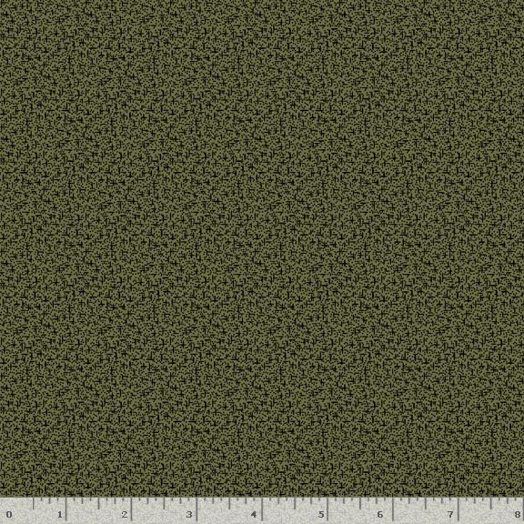 Country Meadow-Scratch - Med Green 1713