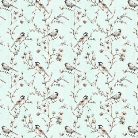 A Country Weekend - 86492 729 Birds Butterflies Seaglass