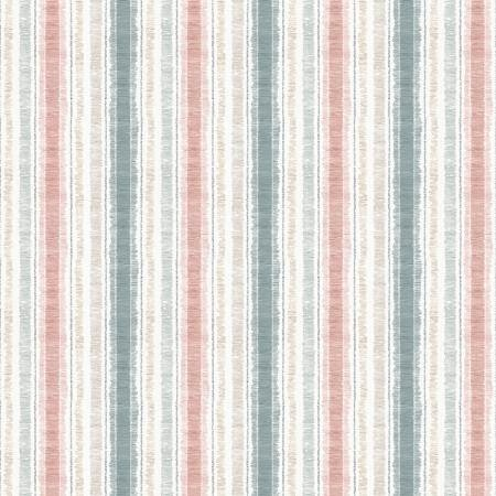 A Country Weekend - 86494 137 Multi Stripe