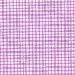 Gingham Play - Lavender