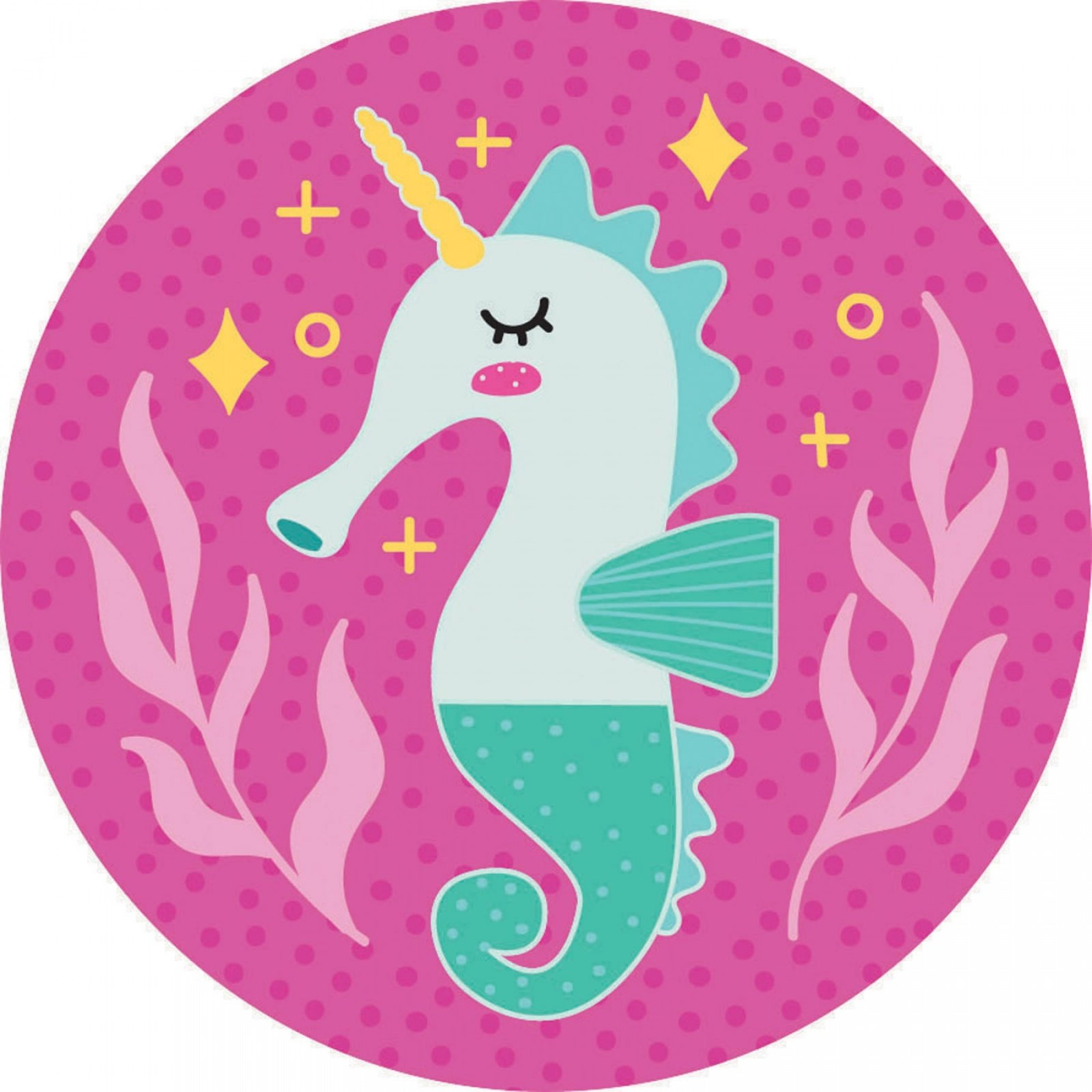Under Water Friend  - Ad Fab Seahorse