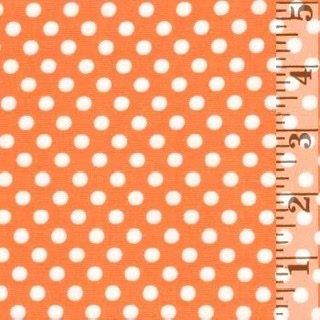 Dot Dot Dash  - 22263-13 Orange