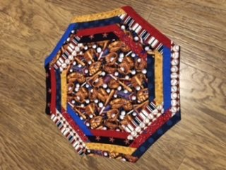 Baseball CP Tablemat (Pattern Sold Separately)