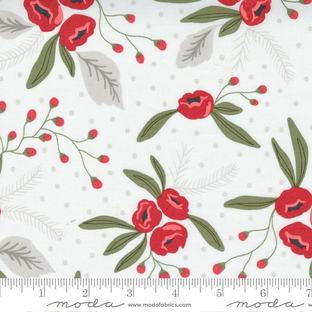 Christmas Morn Blossom Snow 5140 11