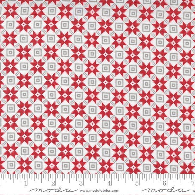 Christmas Morn Stars Snow 5144 11