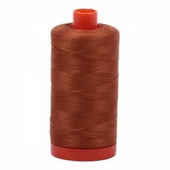 Large Aurifil 50WT - 2155 Cinnamon