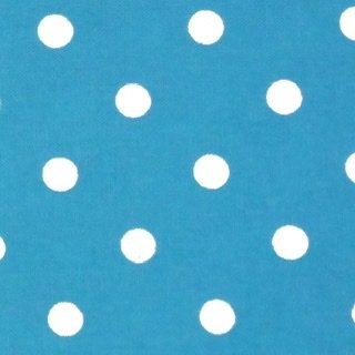 Tea Towels - Polka Dot Turquoise