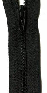 14 inch Zipper - 301 Black