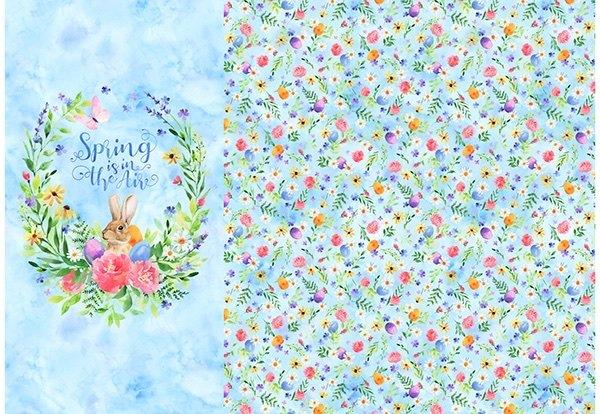 Celebrate The Seasons - April Panel (43 x 63)