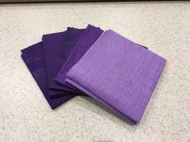 Purple #2  - Five Pack