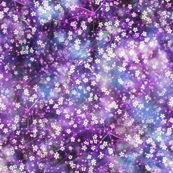 Garden Bliss - Violet T4904-81