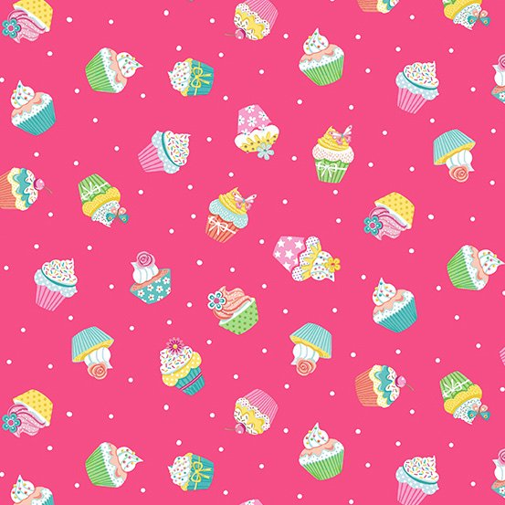 Daydream 2277 P Pink Cupcakes