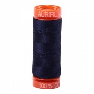 Small Aurifil - 2785 Very Dark Navy