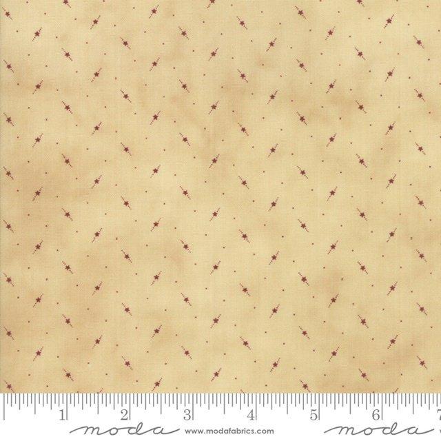 Star Stripe Gatherings - 1266-13 Tan