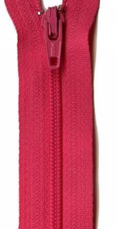 22 inch Zipper - 733 Bubble Gum