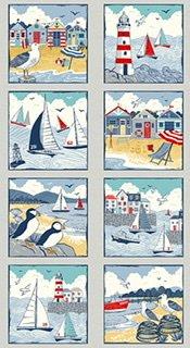 Sail Away Panel